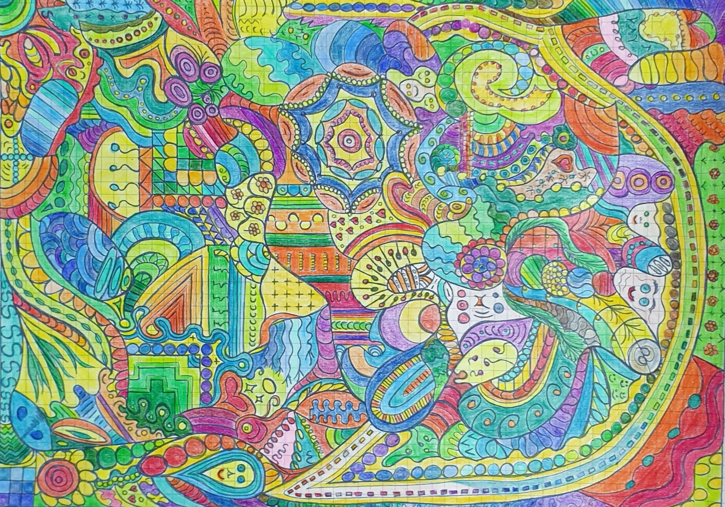 L'art-thérapie, pour mieux se connaître