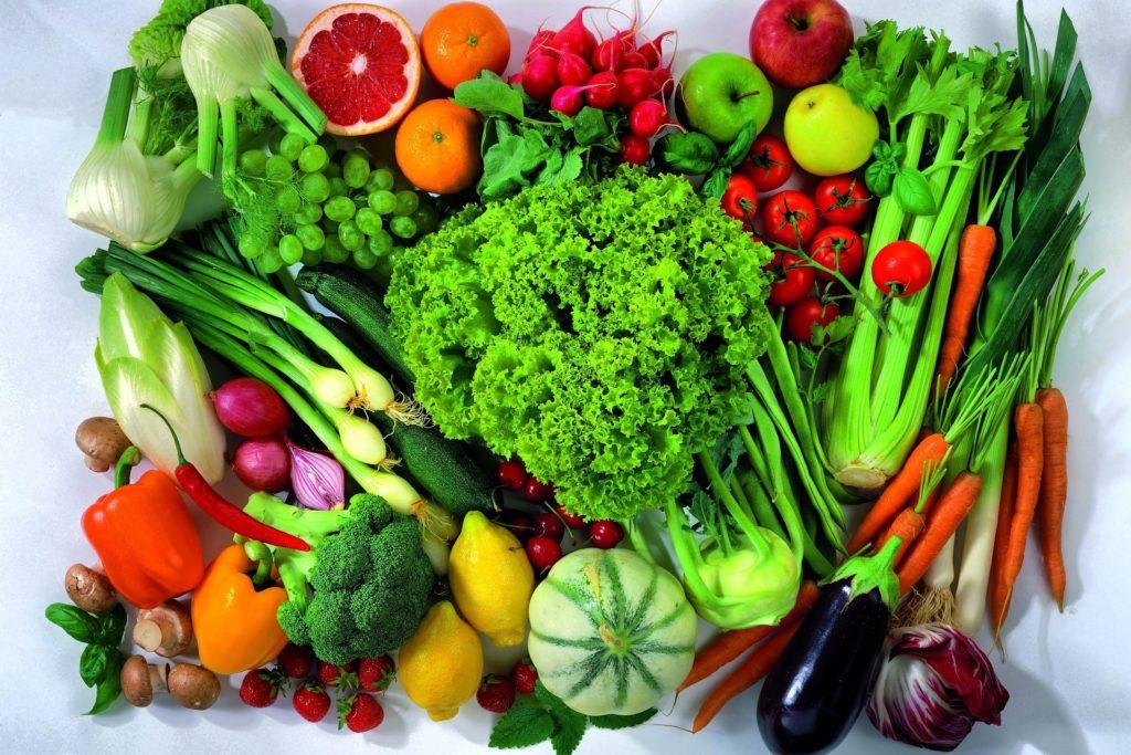 Microbiote légumes